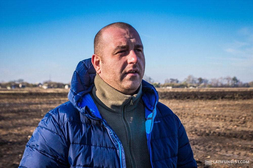 Владимир Курячий, торговый представитель «КВС-УКРАИНА» в Полтавской и Харьковской областях